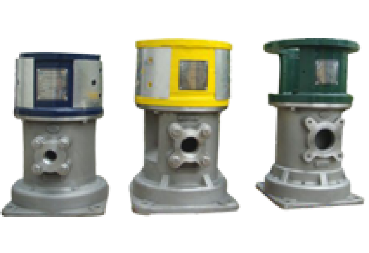 Vertical Self Priming Pumps-Also Trolly Mounted